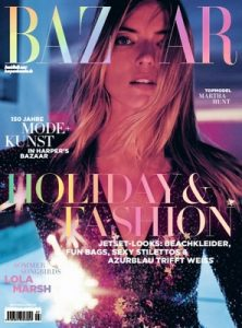 Harper's Bazaar Germany – Juni-Juli, 2017 [PDF]