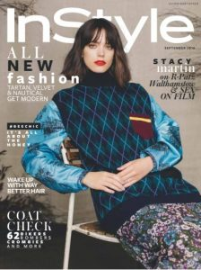Instyle UK – September, 2016 [PDF]