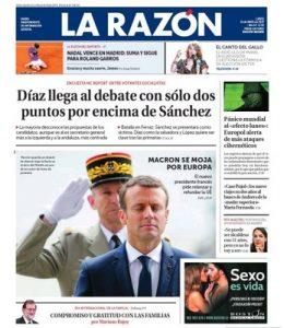 La Razón – 15 Mayo, 2017 [PDF]