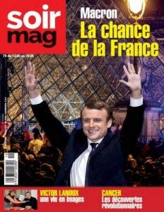 Le Soir Magazine – 10 Mai, 2017 [PDF]