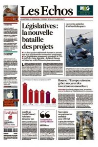Les Echos du Mercredi 10 Mai, 2017 [PDF]