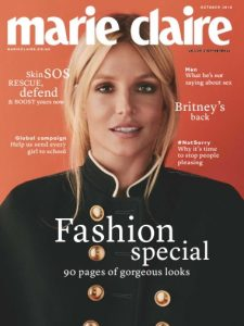 Marie Claire UK – October, 2016 [PDF]