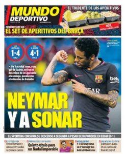 Mundo Deportivo – 15 Mayo, 2017 [PDF]