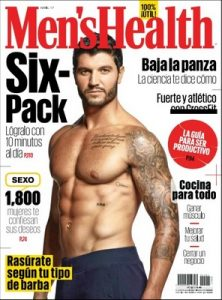 Men's Health México – Abril, 2017 [PDF]