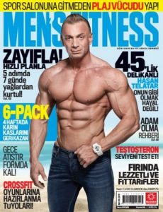 Men's Fitness Turkey – Mayıs, 2017 [PDF]