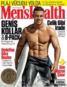Men's Health Turkey – Mayıs, 2017 [PDF]