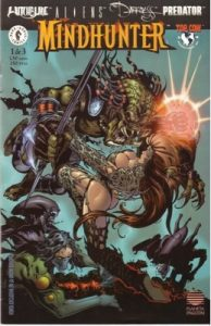 Witchblade/Darkness/Aliens/Predator: Mindhunter #1 (2000-2001) [PDF]