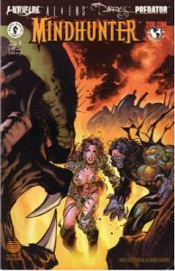 Witchblade/Darkness/Aliens/Predator: Mindhunter #2 (2001) [PDF]