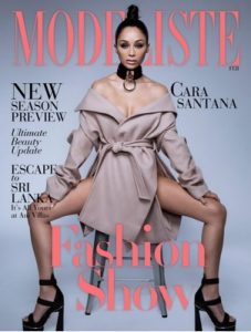Modeliste – February, 2017 [PDF]