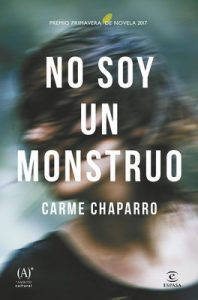 No soy un monstruo – Carme Chaparro [ePub & Kindle]