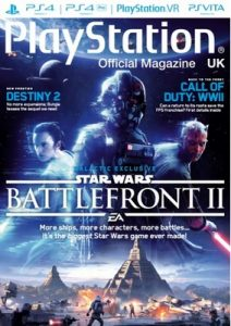 PlayStation Official Magazine UK – Issue 136 – June, 2017 [PDF]