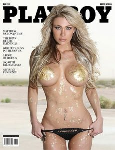 Playboy South Africa – May, 2017 [PDF]