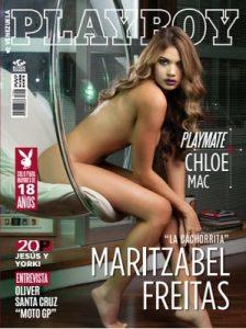 Playboy Venezuela – Mayo, 2017 [PDF]