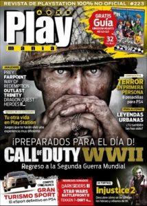 Playmanía – Junio, 2017 [PDF]
