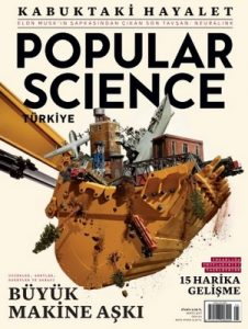 Popular Science Turkey – Mayıs, 2017 [PDF]