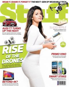 Stuff Magazine India – April, 2015 [PDF]