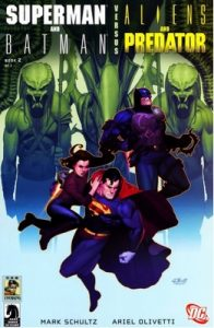 Superman / Batman vs Aliens / Predator #2 [PDF]