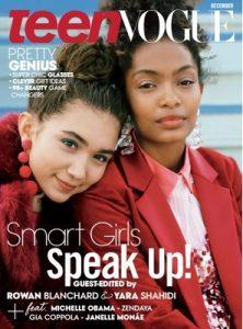 Teen Vogue – December, 2016 [PDF]