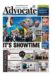 The Coffs Coast Advocate – May 10, 2017 [PDF]