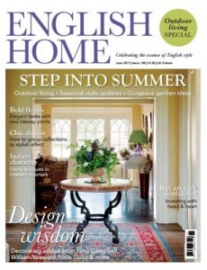 The English Home Issue 148 – June, 2017 [PDF]