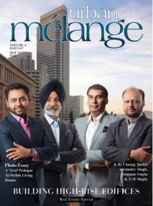 Urban Melange – May, 2017 [PDF]