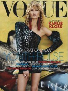 Vogue Australia – April, 2017 [PDF]