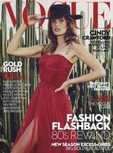 Vogue Australia – March, 2017 [PDF]