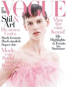 Vogue Germany – Juni, 2017 [PDF]