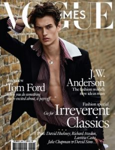 Vogue Hommes Hors-Serie – Issue 24, 2016 [PDF]
