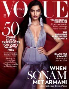 Vogue India – April, 2015 [PDF]