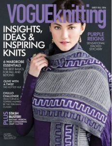 Vogue Knitting – Early Fall, 2016 [PDF]