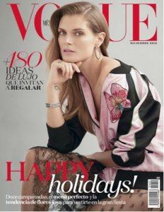 Vogue México – Diciembre, 2016 [PDF]