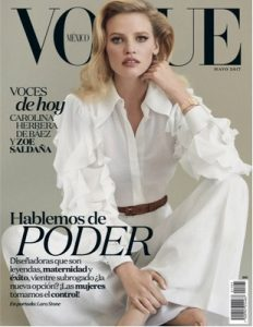 Vogue México – May, 2017 [PDF]