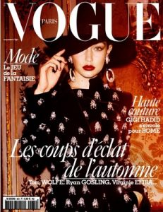Vogue Paris – Novembre, 2016 [PDF]