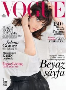 Vogue Turkey – Mayıs, 2017 [PDF]