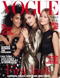 Vogue UK – February, 2017 [PDF]