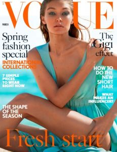 Vogue UK – March, 2017 [PDF]
