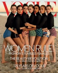 Vogue USA – March, 2017 [PDF]