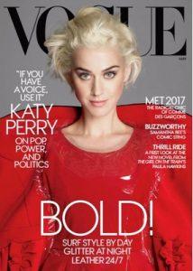 Vogue USA – May, 2017 [PDF]