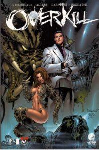 Witchblade / Darkness / Aliens / Predator: Overkill (1999) [PDF]