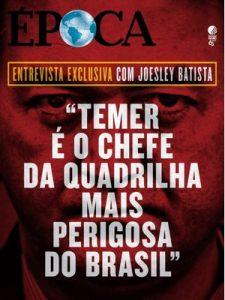 Época Brazil – 19 Junho, 2017 [PDF]