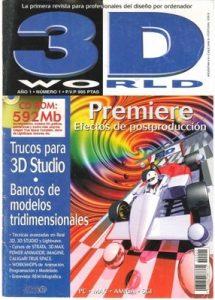 3D World Año 1 N°1 España, 1997 [PDF]