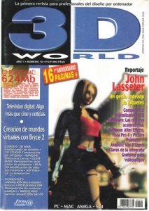 3D World Año 1 N°10 España, 1998 [PDF]