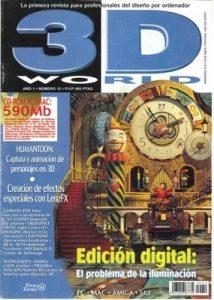3D World Año 1 N°12 España, 1998 [PDF]