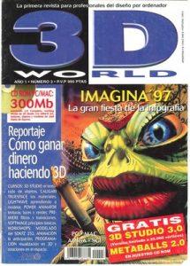 3D World Año 1 N°3 España, 1997 [PDF]