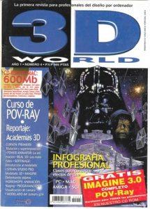 3D World Año 1 N°4 España, 1997 [PDF]
