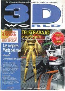 3D World Año 1 N°5 España, 1997 [PDF]