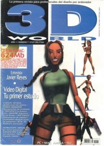 3D World Año 1 N°7 España, 1997 [PDF]