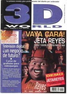 3D World Año 1 N°9 España, 1998 [PDF]