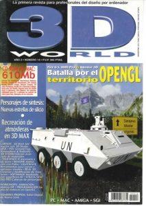 3D World Año 2 N°14 España, 1998 [PDF]